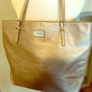 Silver Nine West Large Tote 💕